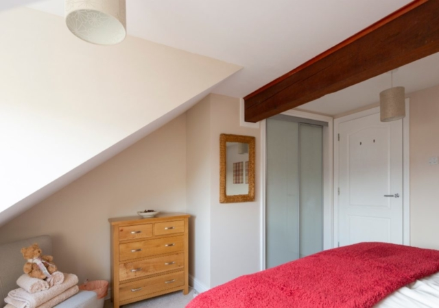 Characterful Balmoral bedroom