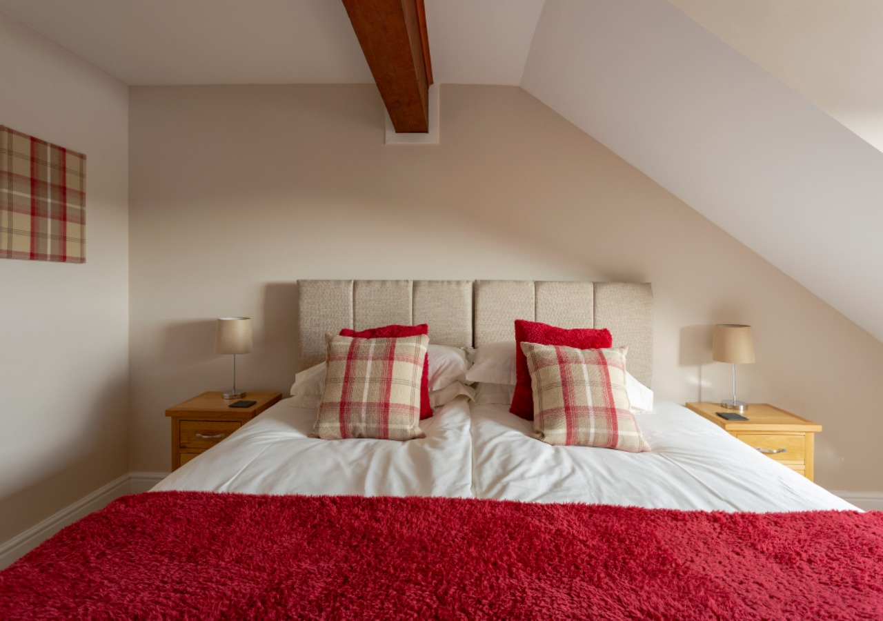 Beautiful Balmoral bedroom