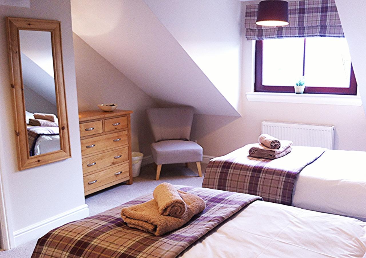 Luxurious Berriedale Bedroom