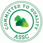 ASSC Committed to Quality logo - luxury self catering apartment Ayr