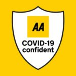 AA COVID-19 Confident Certification Logo