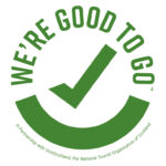 Visit Scotland COVID 19 Certified Good to Go Logo