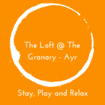Logo for the Luxury Loft at The Granary - Ayr