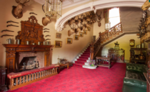 Brodick Castle Drawing Room