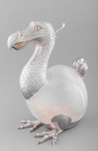 Dodo Claret Jug at Brodick Castle
