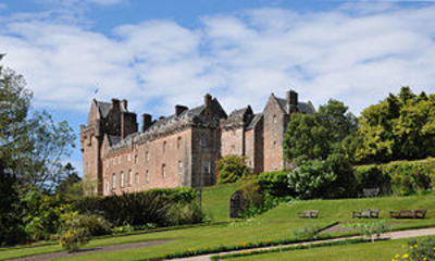 Castles and Country Houses in Ayrshire – Brodick Castle, Gardens and Country Park
