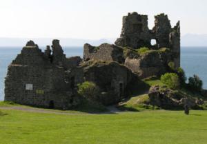Dunure Castle Ayrshire