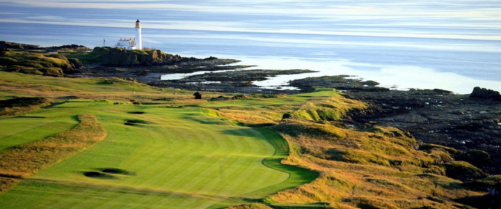 1. Ailsa Championship Golf Course – Turnberry