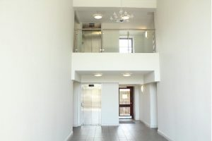 Beautiful galleried entrance foyer