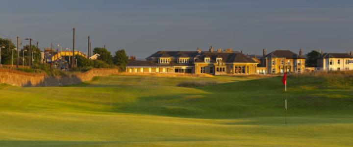 4. Prestwick Golf Club – Prestwick
